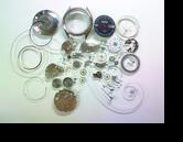 セイコー5アクタスSS6106A自動巻腕時計分解掃除(オーバーホール)