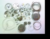 セイコーDX6106A自動巻腕時計分解掃除(オーバーホール)