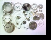 セイコー7005A自動巻腕時計分解掃除(オーバーホール)