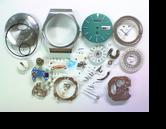 セイコータイプⅡ4316Aクォーツ腕時計 分解掃除(オーバーホール)
