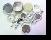 セイコー5933Aクォーツ腕時計分解掃除(オーバーホール)