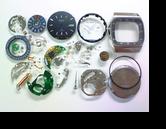 セイコータイプⅡ8223Aクォーツ腕時計分解掃除(オーバーホール)