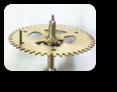 【時計修理】機械式柱時計修理12---セイコー30日巻カギ巻柱時計修理 部品の修復再生修理【times-machine.com】《 時計修理 》【三田時計メガネ店@栃木県大田原市前田】