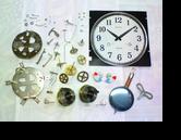 セイコー30日巻カギ巻柱時計分解掃除(オーバーホール)
