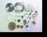 ユニバーサルホワイトシャドウ2-66自動巻腕時計 分解掃除(オーバーホール)