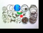 シチズンコスモトロン7802A電子腕時計分解掃除(オーバーホール)