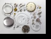 シチズンOA手巻腕時計分解掃除(オーバーホール)