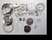オメガシーマスターΩ1120自動巻腕時計分解掃除(オーバーホール)