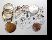 ウォルサムHW10360手巻腕時計分解掃除(オーバーホール)