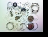 シチズンセブンスターデラックス5270L自動巻腕時計分解掃除(オーバーホール)