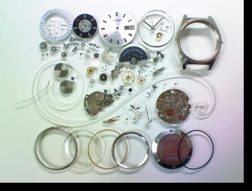 59.シチズンセブンスターデラックス5270L自動巻腕時計分解掃除(オーバーホール)