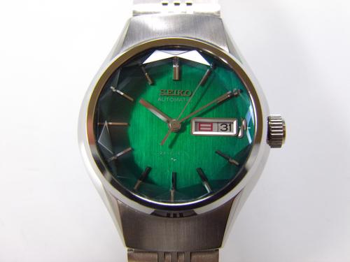 機械式腕時計修理---セイコージョイフル2206A自動巻腕時計【times-machine.com】《 時計修理 》【三田時計メガネ店@栃木県大田原市前田】