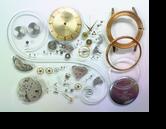 シチズンホーマー0手巻腕時計分解掃除(オーバーホール)