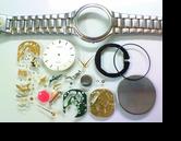 シチズンエクシード0330Gクォーツ腕時計分解掃除(オーバーホール)