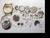 リコーオートデラックス8自動巻腕時計分解掃除(オーバーホール)