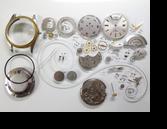 リコーオートジャスト自動巻腕時計分解掃除(オーバーホール)