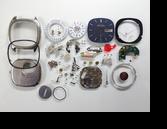 セイコーロードクォーツ7853Aクォーツ腕時計分解掃除(オーバーホール)