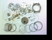 シチズンクリスタルセブン5204G自動巻腕時計分解掃除(オーバーホール)