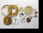 グッチETA901.001クォーツ腕時計分解掃除(オーバーホール)