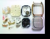 セイコー5P31Aクォーツ腕時計分解掃除(オーバーホール)