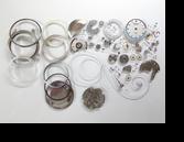 セイコーワールドタイム6217A自動巻腕時計分解掃除(オーバーホール)