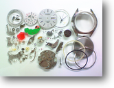 シチズンコスモトロン7804A電子腕時計分解掃除(オーバーホール)