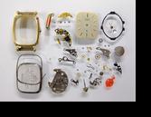 シチズンカスタリア1100Aクォーツ腕時計分解掃除(オーバーホール)