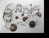 シチズンクロノマスター5420V自動巻腕時計分解掃除(オーバーホール)