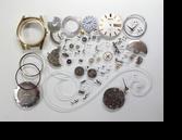 セイコーマチック-P5106A自動巻腕時計分解掃除(オーバーホール)