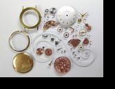 セイコーマーベル手巻腕時計分解掃除(オーバーホール)