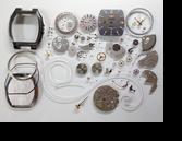 オリエントスリースター46943自動巻腕時計分解掃除(オーバーホール)