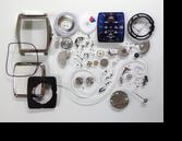 オリエントスリースター59941自動巻腕時計分解掃除(オーバーホール)