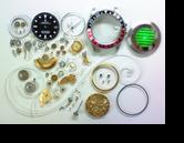 セカンドメイク・ロレックスETA2836-2自動巻腕時計分解掃除(オーバーホール)