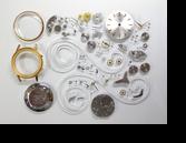 シチズンアラーム手巻腕時計分解掃除(オーバーホール)