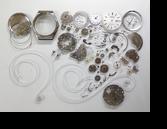 セイコーベルマチック4006A自動巻腕時計分解掃除(オーバーホール)