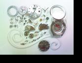 シチズンクリスタルセブン5201J自動巻腕時計分解掃除(オーバーホール)