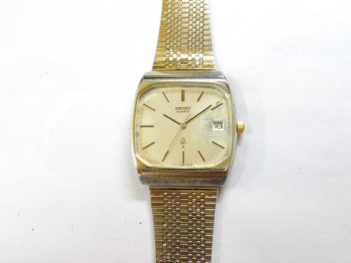 クォーツ式腕時計修理---セイコー7832Aクォーツ腕時計【times-machine.com】《 時計修理 》【三田時計メガネ店@栃木県大田原市前田】