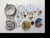 エルメスETA956.112クォーツ腕時計分解掃除(オーバーホール)