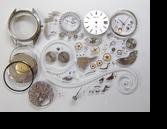 グランドセイコー4522A手巻腕時計分解掃除(オーバーホール)