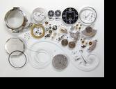 カルティエパシャCartier052自動巻腕時計分解掃除(オーバーホール)