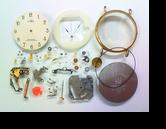 シチズンクラブラメール2830Aクォーツ腕時計分解掃除(オーバーホール)