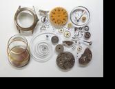 ハミルトン987手巻腕時計分解掃除(オーバーホール)