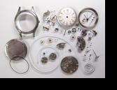 ロンジン23M手巻腕時計分解掃除(オーバーホール)