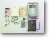 シチズンルイフェロー2200Aクォーツ腕時計分解掃除(オーバーホール)