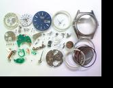 オリエント02910クォーツ腕時計分解掃除(オーバーホール)