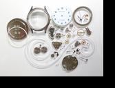 シチズンホーマー1160K手巻腕時計分解掃除(オーバーホール)