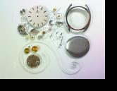 ユニバーサル手巻腕時計分解掃除(オーバーホール)