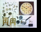 セイコー21日巻カギ巻柱時計分解掃除(オーバーホール)