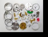 シチズンコスモトロンスペシャル7803A電子腕時計分解掃除(オーバーホール)