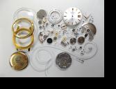 セイコーマチックスリムデート840自動巻腕時計分解掃除(オーバーホール)